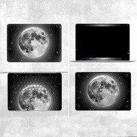Ordinateur portable Autocollant pour Macbook 11 13 15 Air Pro Retina étoiles Série Motif Ordinateur Protection Decal Mode 4 Côtés Portable peau