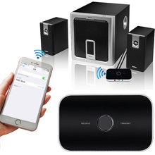 Wireless Bluetooth 2.1 2in1 Audio Receiver Transmitter Music Sound Adaper Support APTX