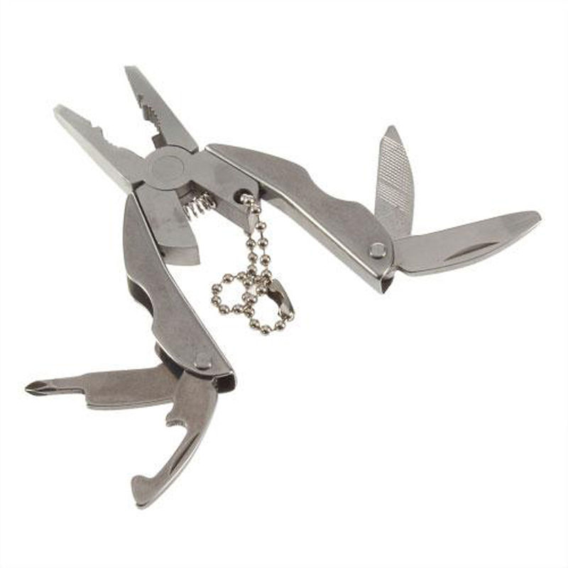 Portable Multi Function Folding Pocket Tools Plier Knife Keychain Screwdriver спот citilux cl531521
