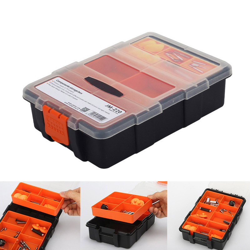 Tool Box Plastic Screwdriver Storage Case Container for Electronic Components Screw Screwdrivers _WK in Tool Cabinets from Tools
