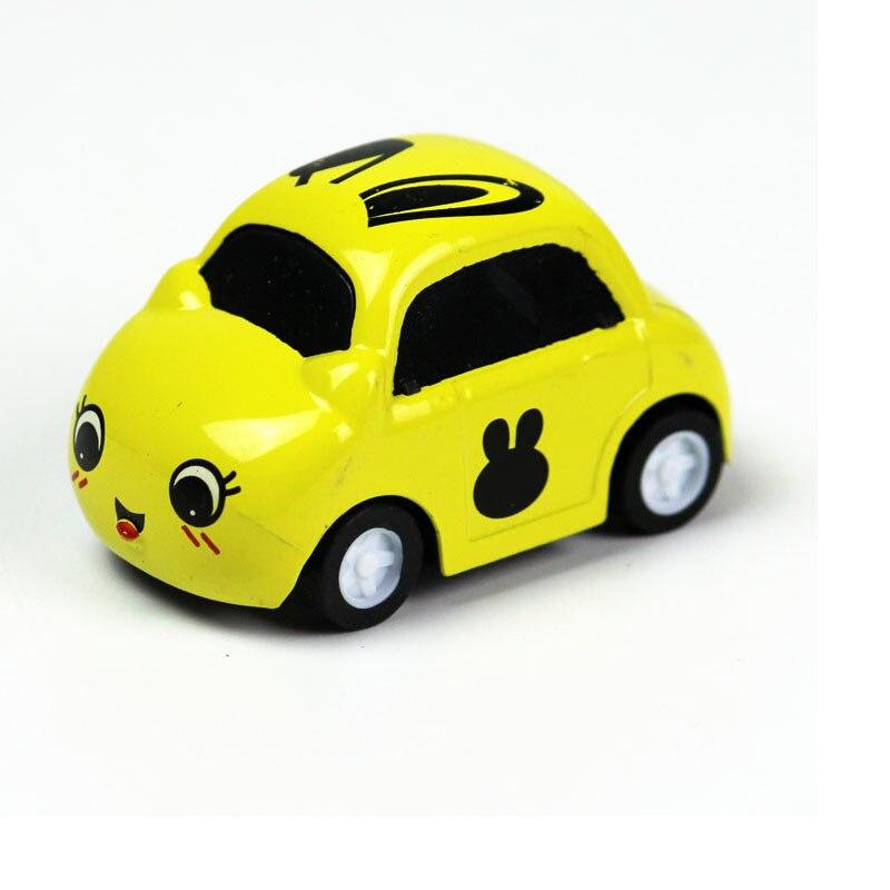 Liga diecase puxar para trás modelo de carro mini caixa veículo animal carro brinquedos 4 pçs não controle remoto modelo presente para crianças meninos terno