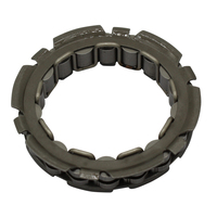 Cyleto Big Roller Reinforced One Way Starter Clutch Bearing for Aprilia SR Max 125 2011