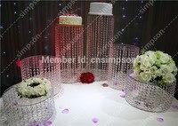 Crystal cake stand centerpiece Wedding Cake Display Birthday decoration Wedding decorations party decorations event decoration