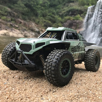 Clearance! Flytec SL 146A 1/18 2.4GHz 20 25km/h Independent Suspension Spring Off Road Vehicle RC Crawler Car