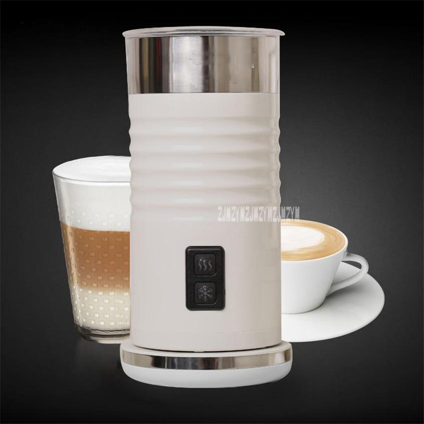 MMF-801 350 Вт полностью автоматический отпариватель молока Электрический отпариватель горячего/прохладного мягкого пены Кофеварка капучино п...