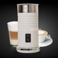 MMF 801 350W Full Automatic Milk Frother Milk Steamer Electric Frother Hot/Cool Soft Foam Cappuccino Coffee Maker Milk Warmer