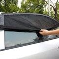Tirol T11724-L 2 unid nueva malla de protección UV de coches ventana de la puerta trasera \ Side Sun Shades exterior viajes tamaño L 113 * 51 cm envío gratis