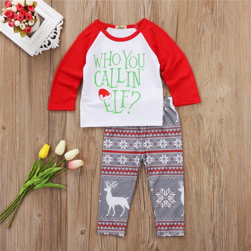 0 to 24M Newborn Toddler Baby Girls Clothes Long Sleeve Romper Jumpsuit +Pants 2pcs Outfits Cotton Baby Clothing Set