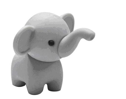 Милый слон ластик Акция детский ластик фантастический ластик для день рожденья для мальчиков и классы мероприятия подарок