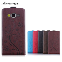 Leather Case For Samsung G530 Cover Flip Case For Samsung Galaxy Grand Prime G530H SM G530H