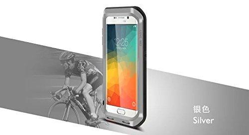 0902V08 Водонепроницаемый Противоударный Призма Металл Алюминий Чехол для Samsung Galaxy S6 Edge Plus S7 edge Примечание 7