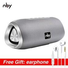 nby-6670 Waterproof Bluetooth Speaker Portable 3D Stereo Music Sound Wireless Loudspeaker Outdoor Woofer Speakers 10W FM Radio