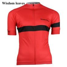 Wisdom leaves 2019 Для мужчин Велосипеды Джерси футболка roupa Для женщин кофта для велоспорта снаряжение для велоспорта команды Велосипеды одежда велосипедная майка