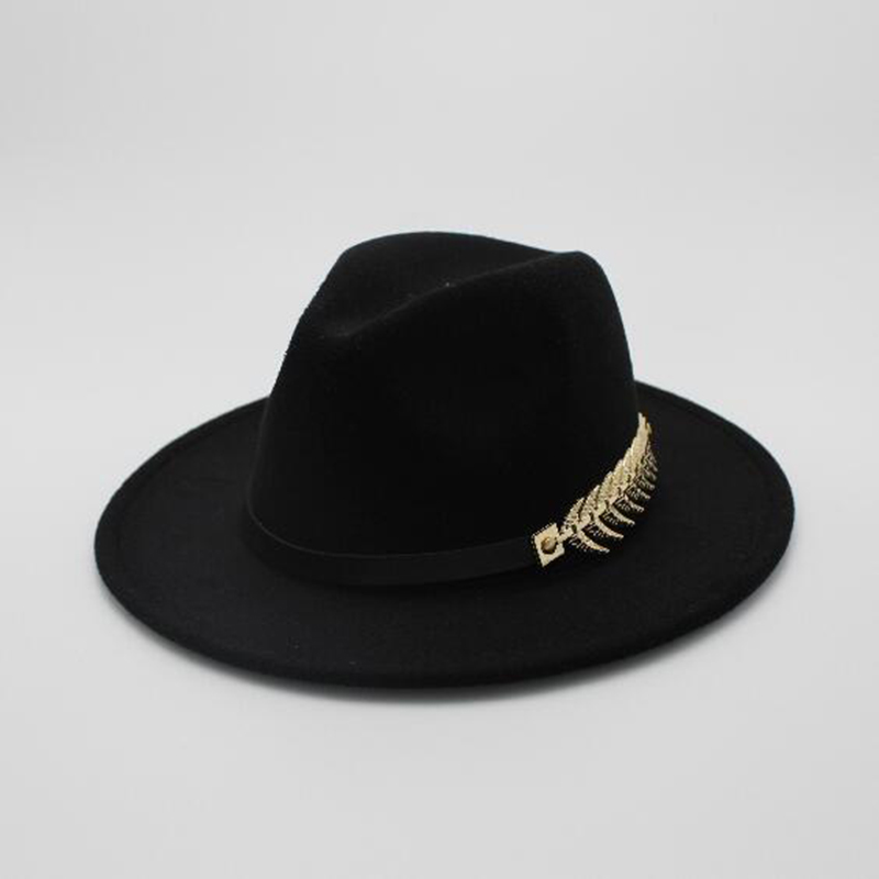 c9cb261835f8d Special Felt Hat Men Fedora Hats with Belt Women Vintage Trilby Caps Wool  Fedora Warm Jazz Hat Chapeau Femme feutre Panaman hat-in Men's Fedoras from  ...