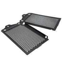 2017 Hot Motorcycle Accessories Grille Radiator Cover Protection CNC Aluminum For BMW R1200GS R1200 GS ADV