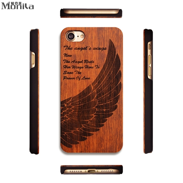 coque iphone 7 aile ange