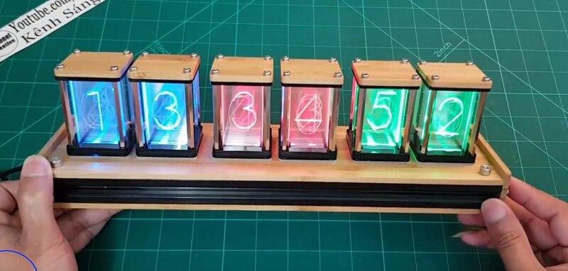 Elekstube Digital Clock 8