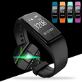 Sport Tester Band S1 Activity Fitness Tracker IP67 Waterproof Smart Band Real Time Heart Rate Monitor Wristband For Android IOS