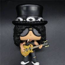 pops Rocks: Slash model toy Vinyl Action Figure Collectible Model Toys no Box (The mouthhave flaws)