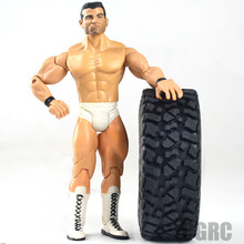 Joint Action Figure 7inch 18cm Model Toy Doll For 1/10 RC Crawler Car Traxxas TRX4 Axial scx10 90046