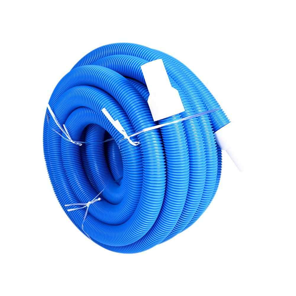 Swimming Pool Vacuum Hose with Swivel Cuff 1.5 Inch Swimming Pool Double  Layer Suction Pipe Cleaning Accessories