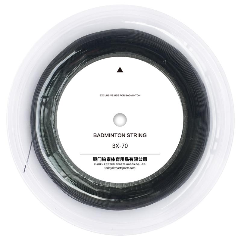 POWERTI Σειρά Racket Badminton 0.70mm String 200m Σωλήνας - Αθλητικά ρακέτες - Φωτογραφία 4