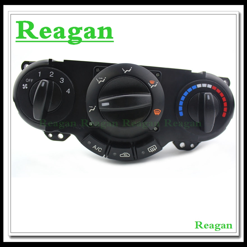 Hoge kwaliteit! Air AC Heater Panel Klimaatregeling Assy Voor Buick Excelle Wagon HRV Chevrolet Lacetti Optra Nubira Daewoo 96615408
