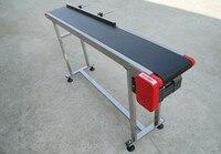 Flat Belt Conveyor Band Carrier PVC Line Sorting Conveyor For Bottles/ Food Transmission Belts Rotating Table SGZ SSJA8D