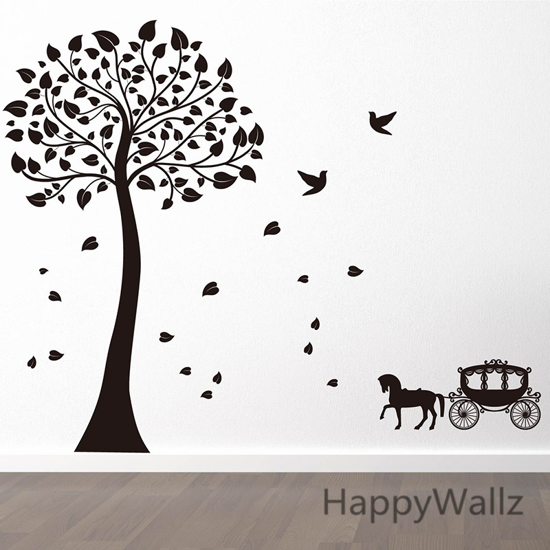 ᐃLarge Tree Wall Sticker Family Large Tree Wall Art Decals ...