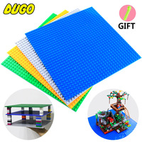 Minecrafted 32 32 Dots Double Side Base Plate Building Blocks Bricks Figures Toy Baseplates Compatible Legos