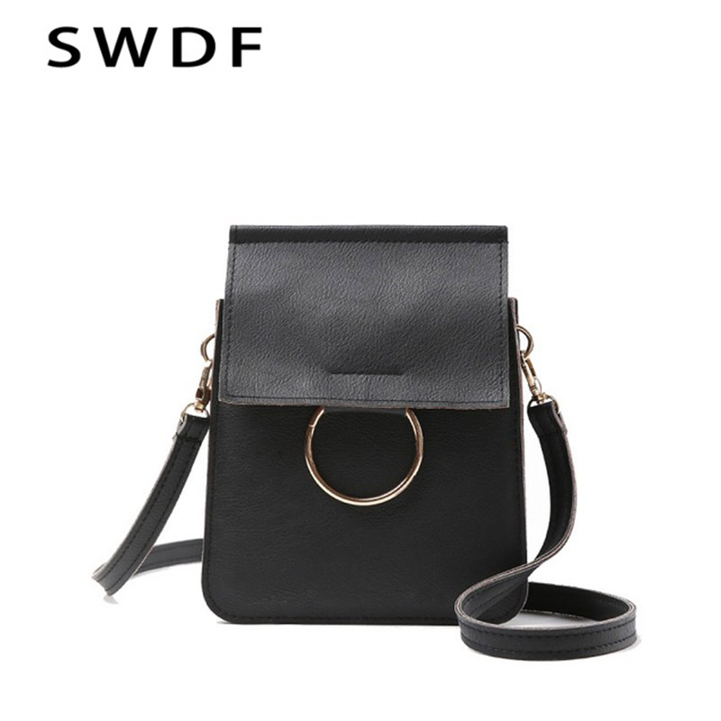 SWDF Summer Style  Female Shoulder bag , Leisure Mini Women's Bolsa Feminina , Bags For Women 2017 Carteras Mujer De Hombro 2016 summer mix color cloth art shoulder woman bag leisure packages exclusively for export national bag