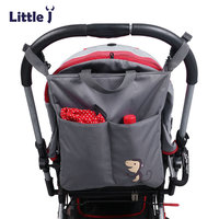 Baby Stroller Organizer Bag Multi Function Mommy Packs Waterproof Carriage Bags For Prams Infant Pushchairs Hanging
