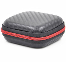 HIPERDEAL High Quality Portable Mini Square Hard Storage Case Bag For Earphone Bluetooth Headphone SD TF
