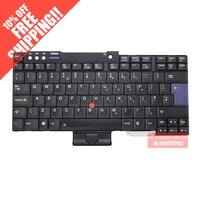 NEW FOR LENOVO FOR IBM T400 R400 T500 R500 T60P R61I Z61T Z61M laptop keyboard