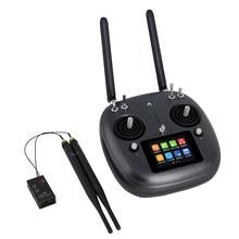 オリジナル SIYI 2.4 グラム 16 CH DK32 リモコン DK32 受信機に統合 10 キロデータリンク diy FPV UAV/農業ドローン