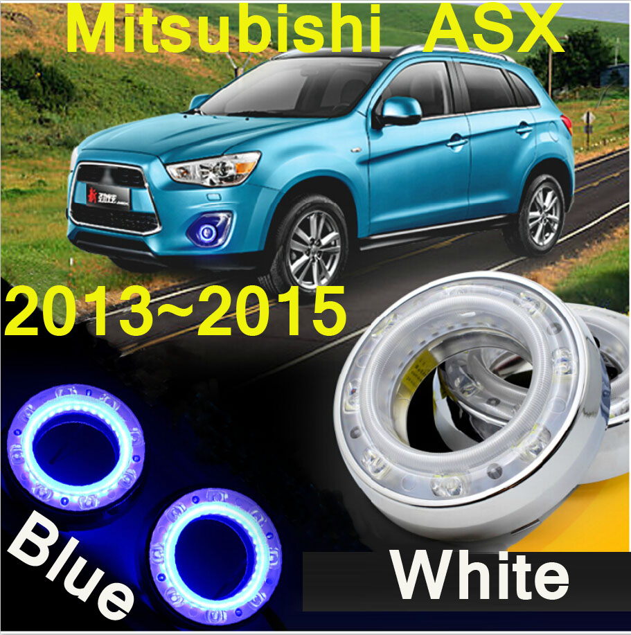 Mitsubish ASX daytime light;2013~2016, Free ship!LED,ASX fog light,pajero,montero,Outlander,ASX ...