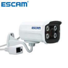 Escam QD300 Mini Bullet IP Camera 1.0 MP HD 720P Onvif P2P IR Outdoor Surveillance Night Vision Infrared Security CCTV Camera стоимость