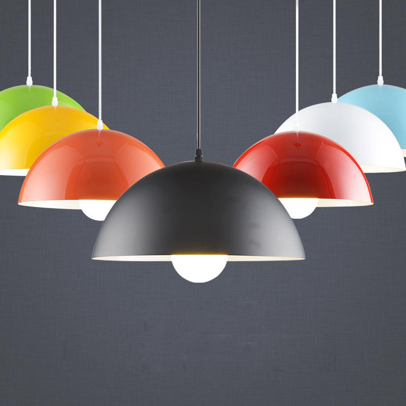 30cm 36cm semicircle lampshade, Wire suspended ceiling lamp Pendant Lights, Restaurant bar and living room bedroom lighting chinese style classical wooden sheepskin pendant light living room lights bedroom lamp restaurant lamp restaurant lights