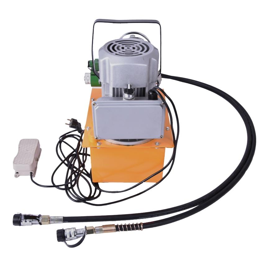 1ks vysokotlaké dvojčinné elektrické hydraulické čerpadlo - Elektrické nářadí - Fotografie 3