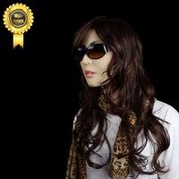 SH 6 human mask crossdress silicone female mask sissy boy whloesaler Free shipping with wig