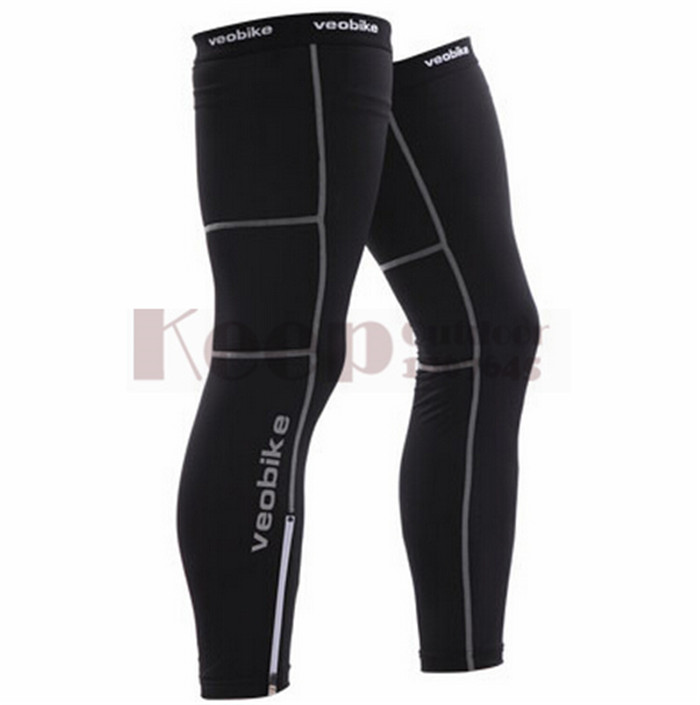 Cycling Light Leg Sleeves Cover UV Protection Breathable Summer Spring Warmers