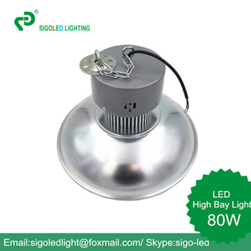 Free shipping-80W LED High Bay hanging type Factory Warehouse Light Indust0rial Light Replace Halgon Lamp led lights