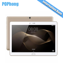 Global ROM Huawei MediaPad M2 10.0 3GB 16GB/64GB Tablet PC Hisilicon Kirin 930 Octa Core 10.1 inch 5MP+13MP 6660mAh LTE/WIFI S