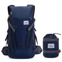 30L Outdoor Waterproof Folding Backpack Travel Hiking Backpacks Foldable Ultralight Trekking Rucksack Unisex Camping Bags NEW