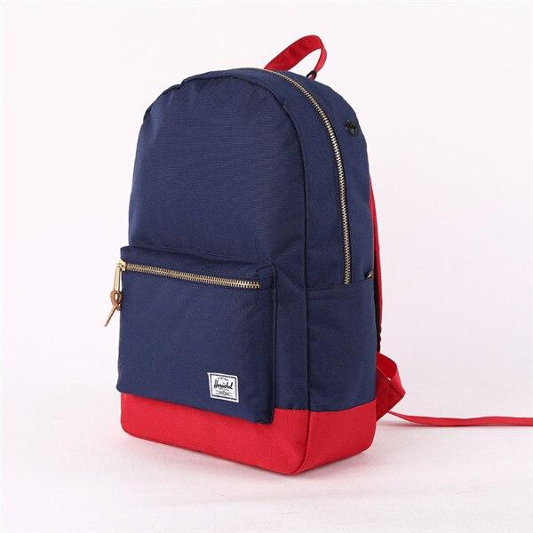 Herschel Backpack Women Men Travel Hiking Laptop Rucksack School Bags Backpacks Sac A Dos Mochila Feminina Zaino In From Luggage On