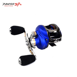 Metal 11bb baitcasting fishing reel left or right bait casting magnetic brake fishing reel ultra light.jpg 250x250