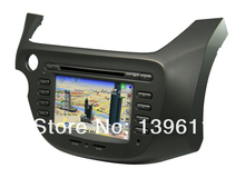 ZESTECH 7inch double din car dvd for Honda Fit GPS,Dual Zone,Digital Panel, RDS,Steering Wheel for Honda Fit Car DVD GPS