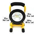 24 LED Lanterna Camping Luz Recarregável Night Light Impermeável Tênis Para Caminhada Ao Ar Livre Super Brilhante Lanterna 2400Lm