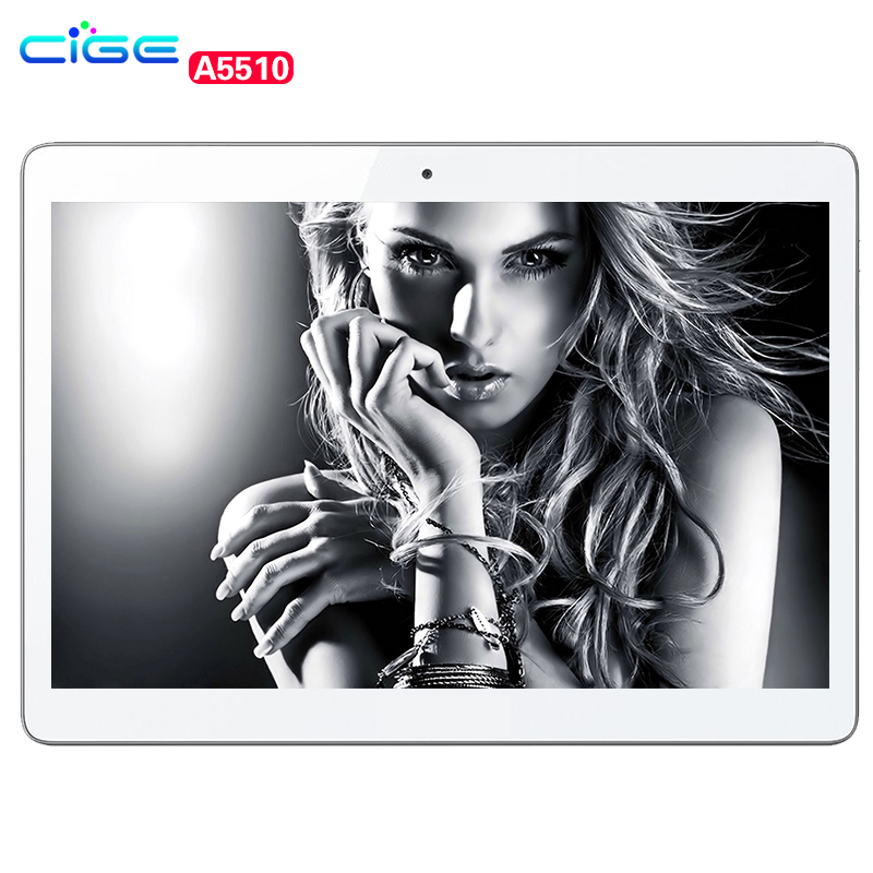 10.1 Inch Android Tablet PC Tab Pad 4GB RAM 64GB ROM Octa Core Play Store Bluetooth 3G 4G Lte Phone Call Dual SIM Card Phablet