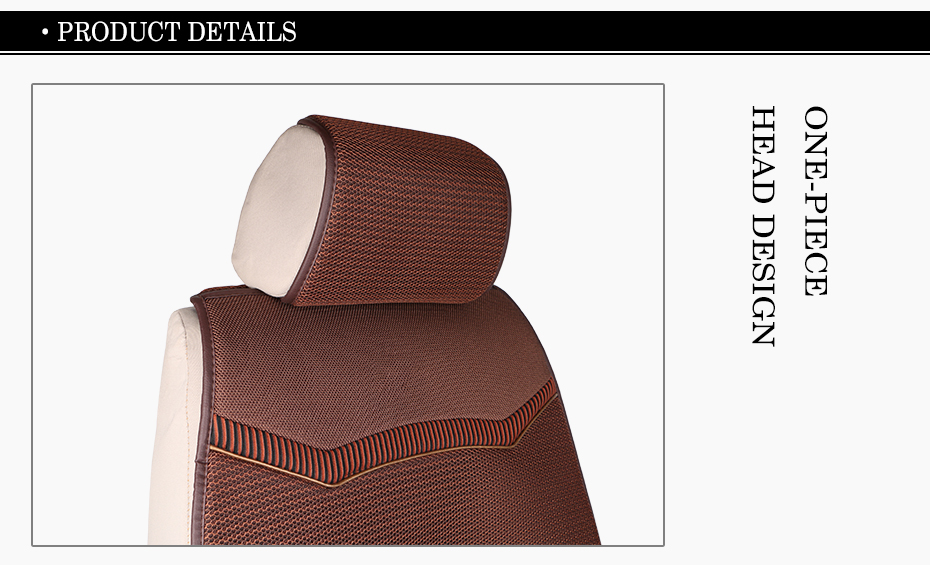 3D Air mesh car front seat cushion (15)